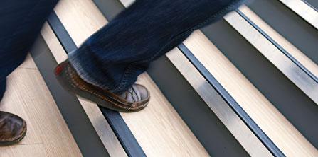Gradus stair edgings
