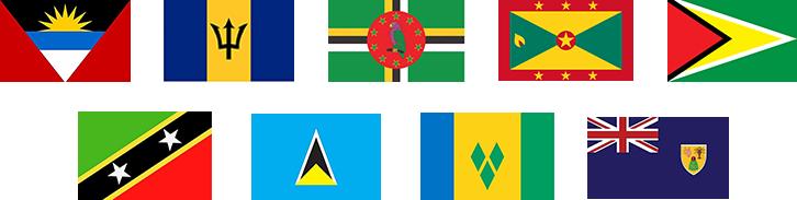Regional Flags 30/11/20