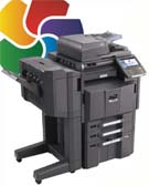 Multi-function Color Copier