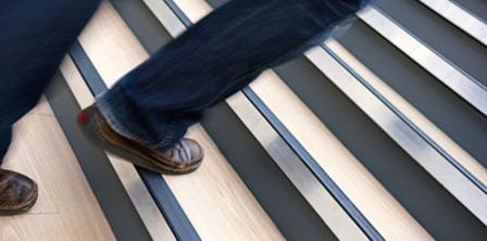 Stair edgings