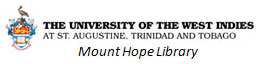 UWI-Mt Hope Library